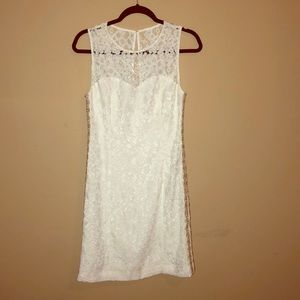 Lilly Pulitzer size 6 white lace dress NWT